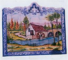Tile Murals - Landscapes